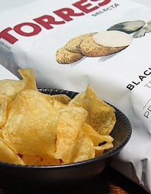 Cafe Truffle Chips by the bag