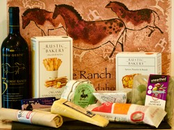 Deluxe Charcuterie and Artisan Cheese Assortment featuring Beau Geste